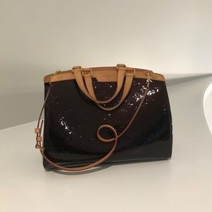 Louis Vuitton Tote Bag Brea Gm Amarante
